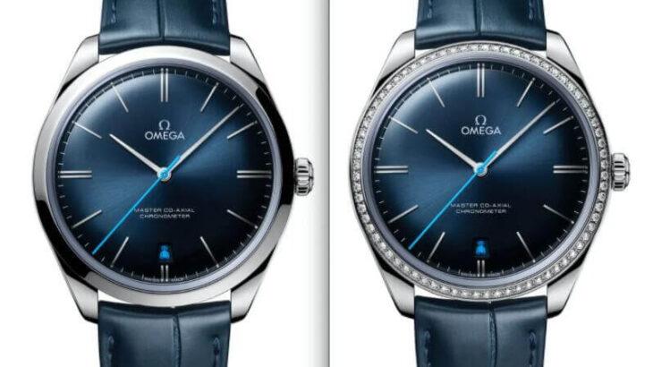 2020 Fake Omega De Ville Tresor Orbis Watches